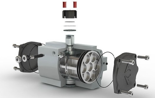 Double Acting Actuator